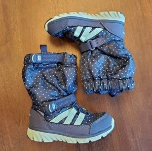 Stride Rite Made 2 Play sneaker boots 7.5W
